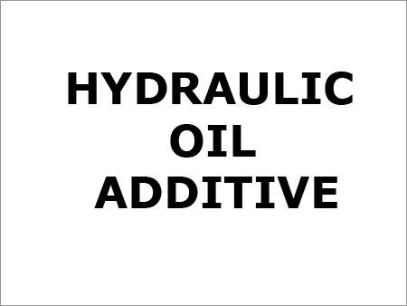 Hydraulic Oil Additive