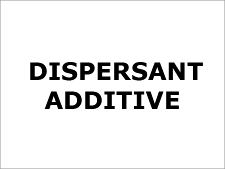 Dispersant Additive