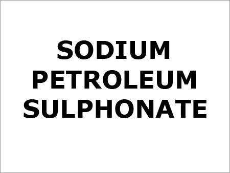 Sodium Petroleum Sulphonate (RP Grade)