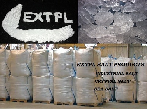 Sea Salt/Industrial Salt/ Crystal Salt