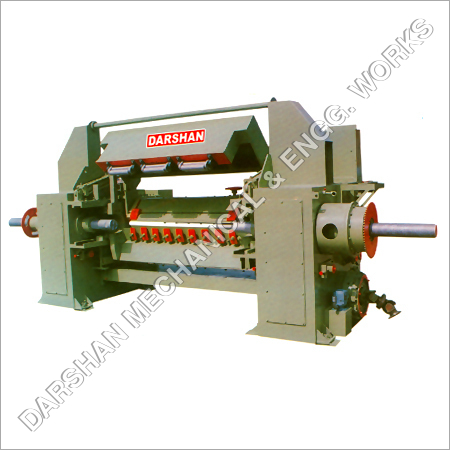 Light Duty Hydraulic Cum Pneumatic Veneer Lathe