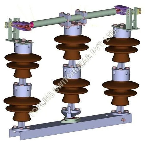 33 KV, 200 A Rotating Isolator