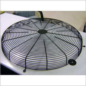 Domed Fan Guard