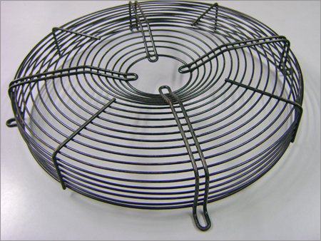 Wire Mesh Fan Guards