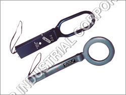 Handheld Metal Detectors