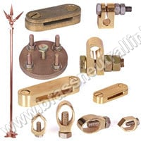 Brass Earthing Component