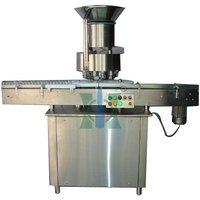 Automatic Aluminium Vial Cap Sealing Machine