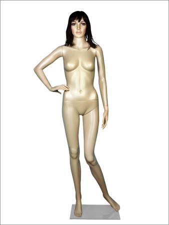 Plastic Full Body Mannequins