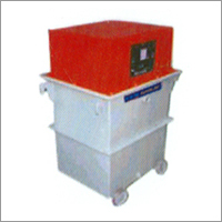 Industrial Oil Cooled Single Phase Servo Stabilizer