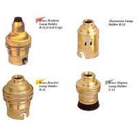 Brass Electrical Lamp Holder