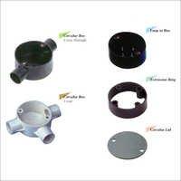 Plastic Electrical Conduit Accessories