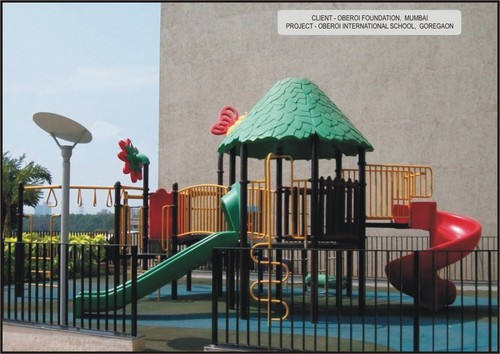 Installation at Oberoi International School