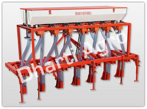 Tractor Operated Automatic Seed Drill