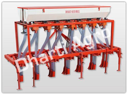 Tractor Driven Multi Purpose Seed Drill