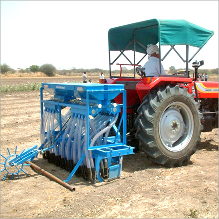 Tractor Drawn Seed Drills