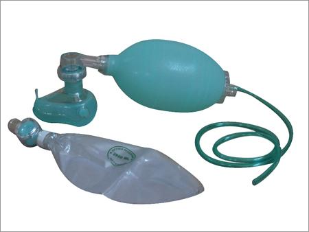 Adult Silicon Resuscitator