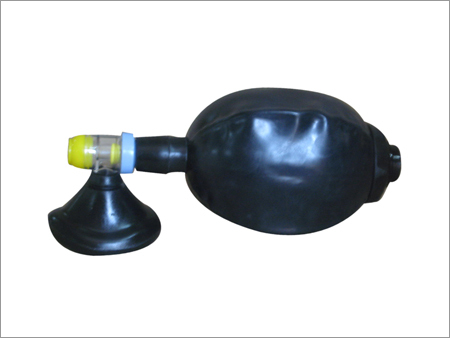 Double Chamber Adult Resuscitator