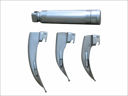 Laryngoscopes Mac Type