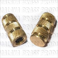 Ultrasonic Brass Insert