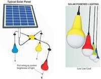 Solar Instant Lights