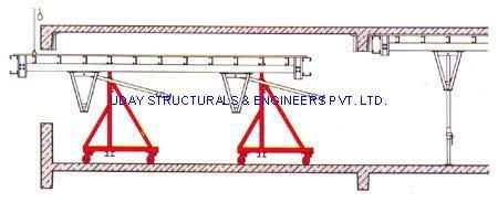 Table Formwork Height: 600 Millimeter (Mm)