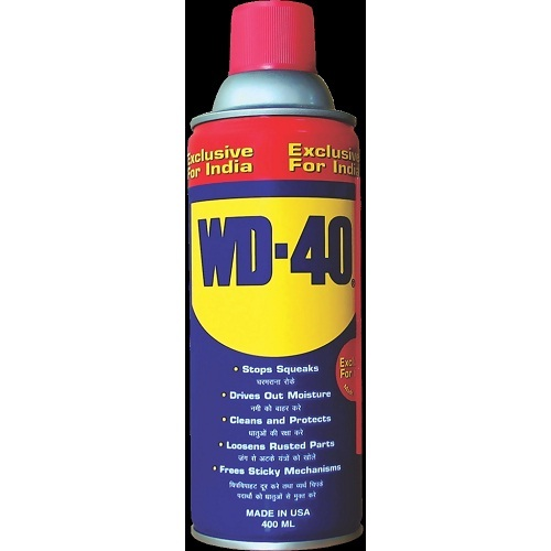 WD 40 Rust Remover Spray
