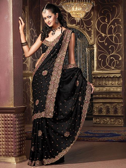 Fancy Partwear Saree