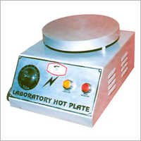 Round Laboratory Hot Plate