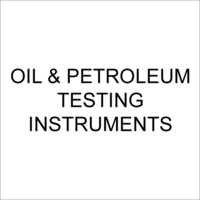 Oil & Petroleum Testing Instruments