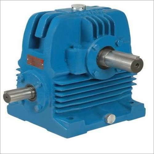 Horizontal Worm Gear Box