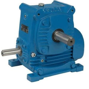 Adaptable Worm Gearboxes