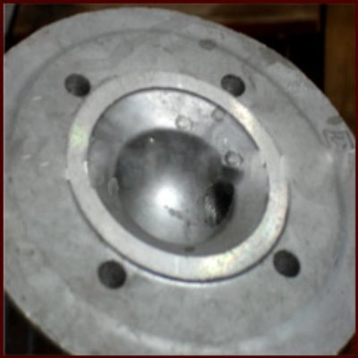 Cylinder Head Without Graves