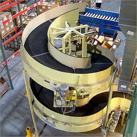 Spiral & Curve Conveyor
