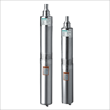 DC Submersible Deep Well Pump