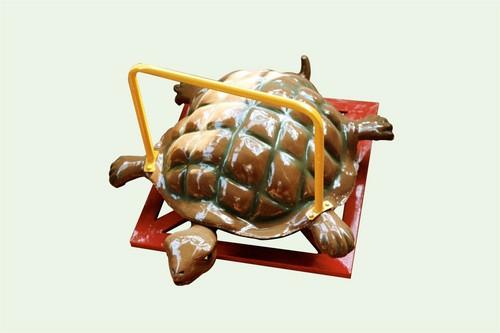 Rocking Tortoise