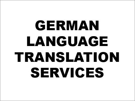 German Language Translation