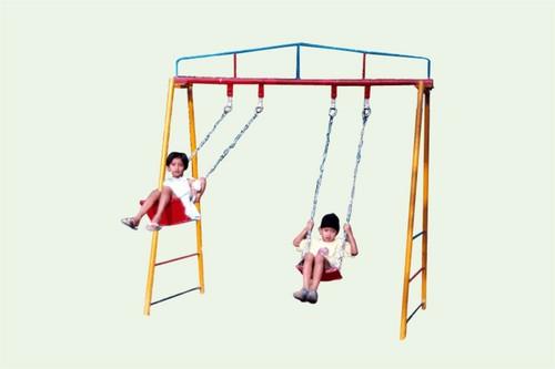 Children's Two Seat Swing