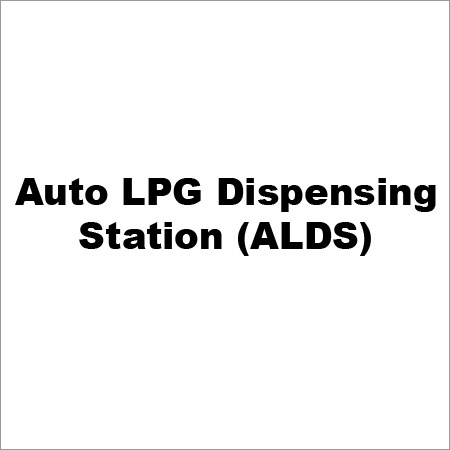 Auto LPG Dispensing Station