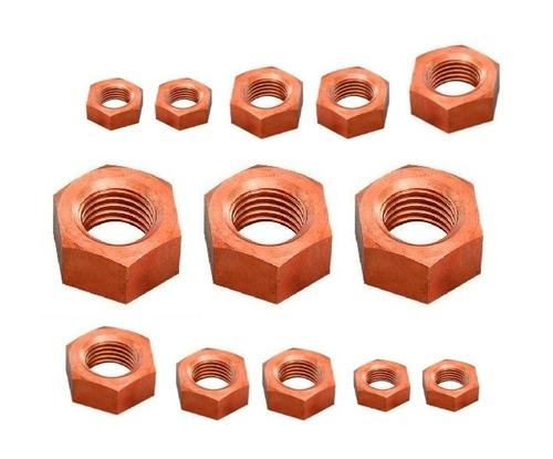 Copper Hex Nut
