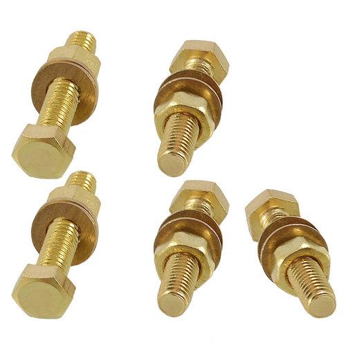 Brass Nuts & Copper Nut