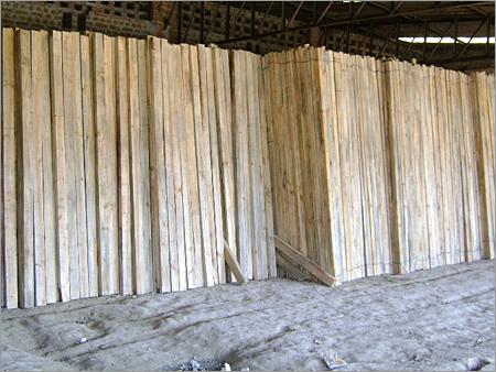 Pine Wood Shuttering