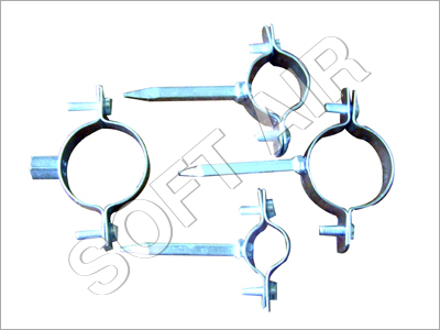 Industrial Steel Clamps