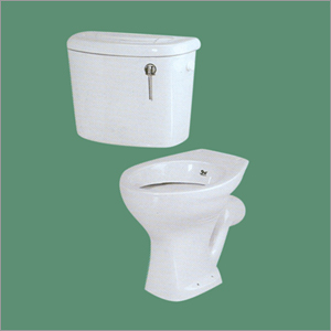 Ceramic European Water Closet