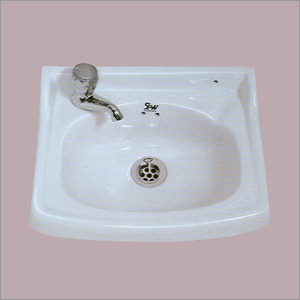 Ceramic Square Wash Basin