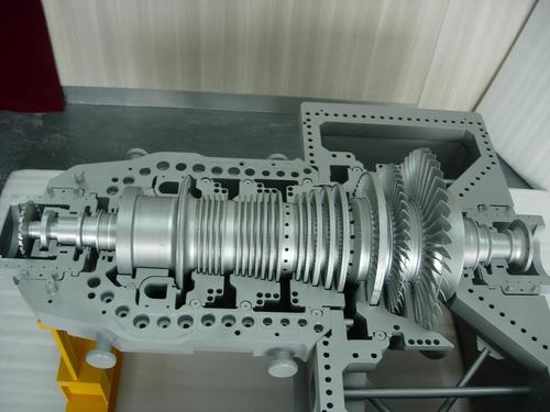 Steam Turbine Model