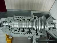 Steam Turbine Model