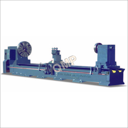 Roll Grinding Lathe Machine