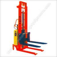 Semi Electric Stacker - DC Operated