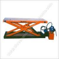 Pollachi Scissor Lift Platform