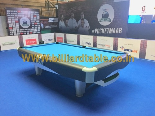 Oval American Pool Table